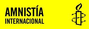 Logo Amnistia Fondo Amarillo Calidad Alta